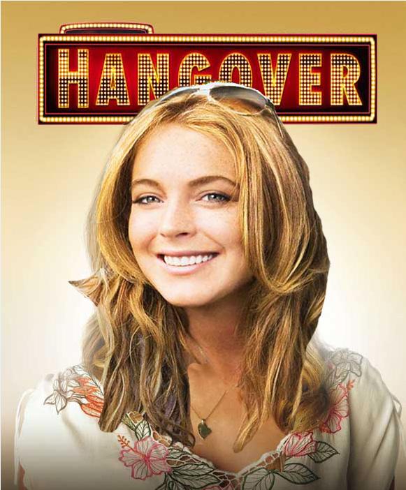 hangover lohan