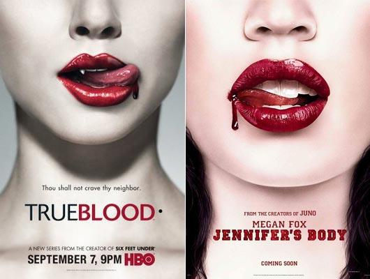 trueblood vs jen's body