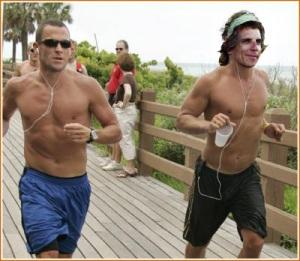 ben lance running
