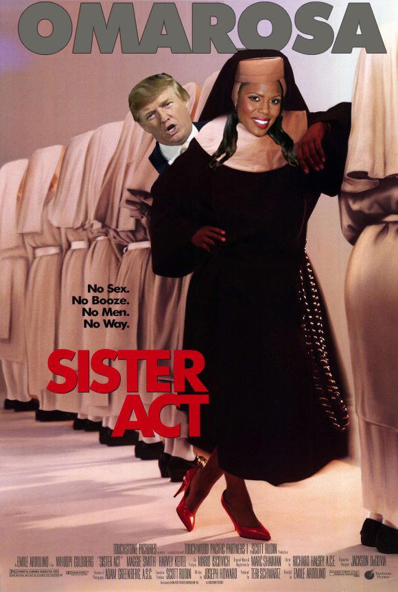 omarosa sister act