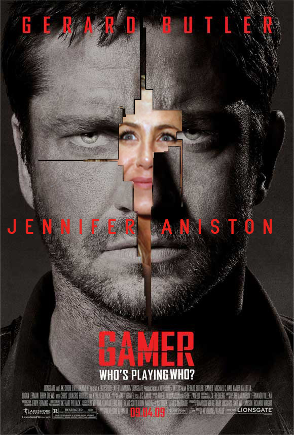 gamer aniston