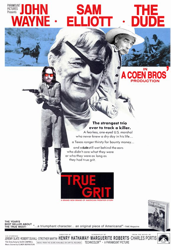 true grit dude
