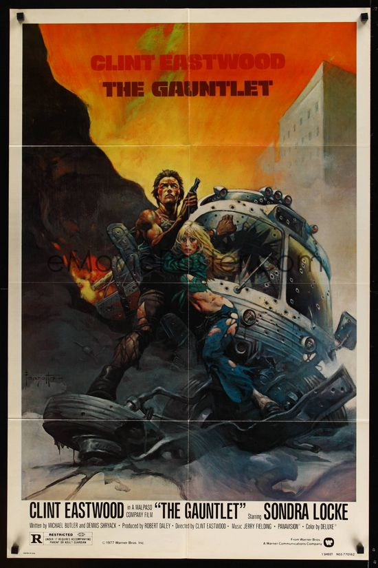 frank frazetta movie poster museum