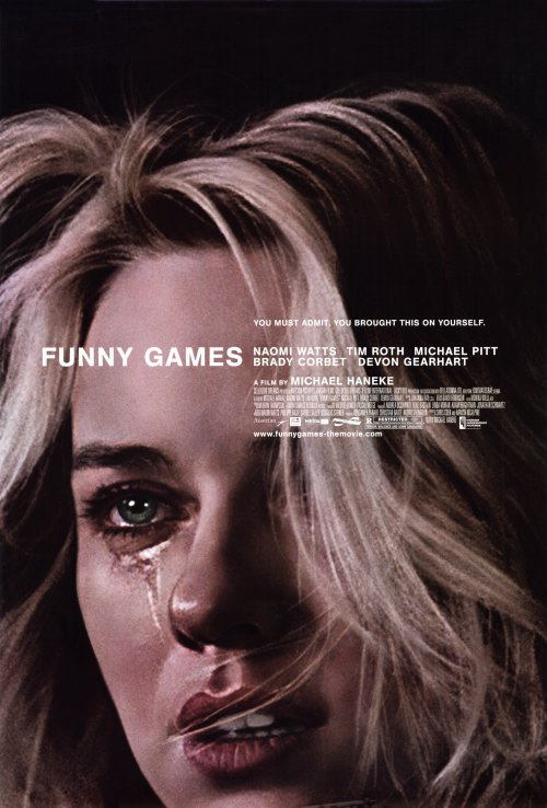 funny games. poster for Funny Games and