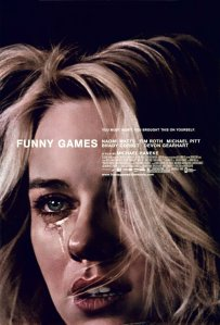 funny games poster