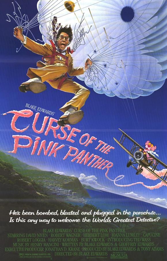 The Curse of the Pink Panther