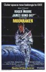 moonraker uk movie poster