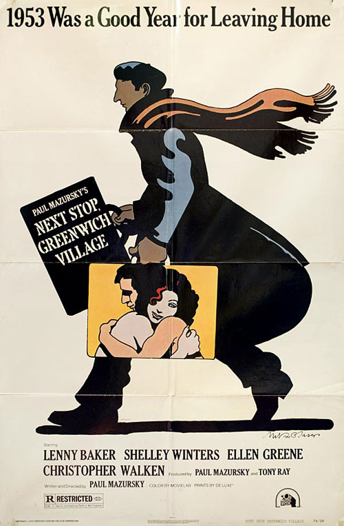 From The Mind of Milton Glaser…   Movie Poster Museum