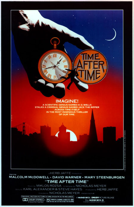 time after time | Movie Poster Museum