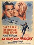 north by northwest french poster soubie