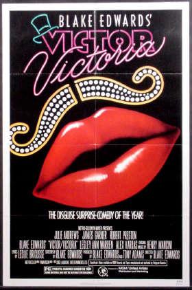 victor victoria movie poster museum