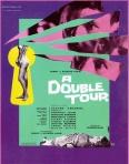a double tour affiche