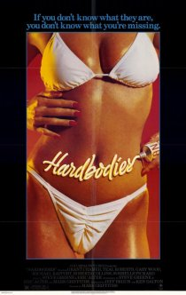 hardbodies movie poster