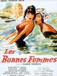 LES BONNES FEMMES french movie poster