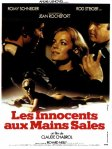 LES INNOCENTS AUX MAINS SALES french movie poster