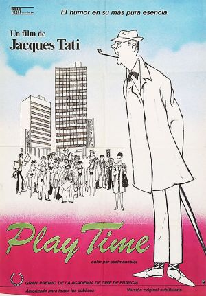 Playtime Poster