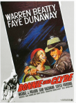 bonnie and clyde german movie poster