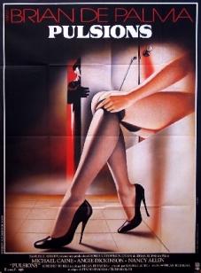 dressed to kill french movie poster landi