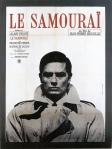 le samourai french movie poster