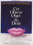 that_obscure_object_of_desire french movie poster ferracci