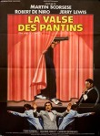 the king of comedy french poster landi