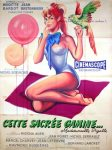 cette-sacree-gamine hurel2 french poster