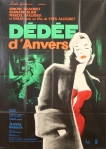 dedee d'anvers hurel french poster
