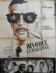 divorce a l'italienne french poster ferracci