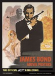 james bond movie posters book