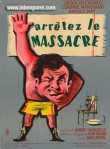 le massacre hurel french poster