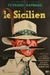 le sicilien hurel french poster