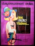 les motorisees hurel french poster