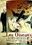 les oiseaux french poster the birds boris grinsson2
