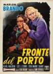 On the Waterfront italian poster