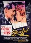 an affair to remember french poster geleng