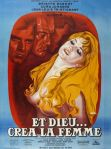 and god created woman french poster