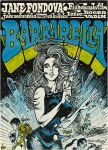Barbarella polish poster