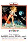 Barbarella poster (1968 SSF) (Style A)