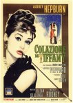 breakfast at tiffany's italian poster