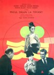 breakfast at tiffany's romanian poster