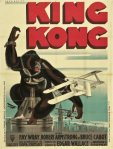 king kong french poster 1933 rene peron