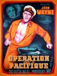 operation pacific french poster