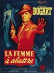 the enforcer french movie poster bogart
