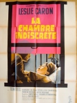 the l-shaped room french poster