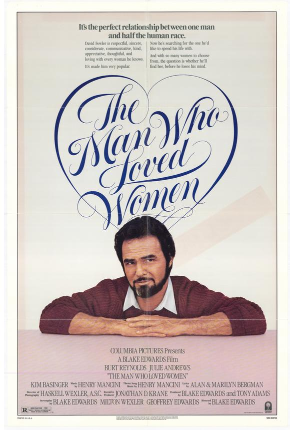 The Man Who Loved Women movie