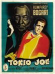 tokyo joe french movie poster