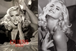 anna nicole smith guess ellen von unwerth