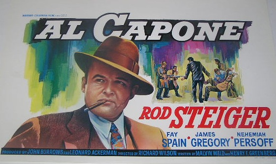 Movie Posters 2011: Capone Belgian Movie Poster