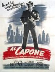 AL CAPONE french movie poster grinsson grande