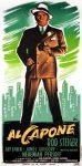 AL CAPONE french movie poster grinsson small